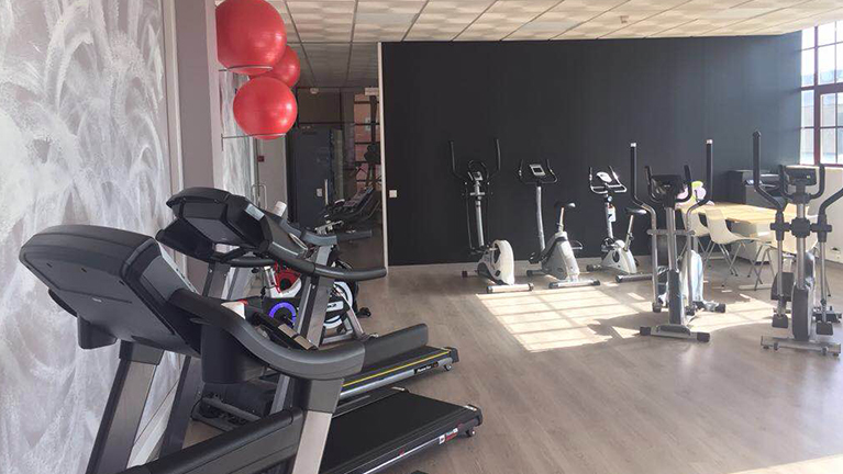 Hedendaags BH Fitness HX-93