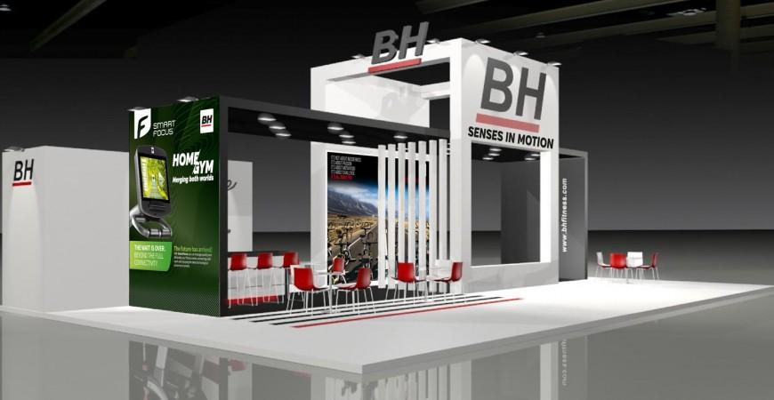 BH marca de novo presença na maior Feira de Fitness na Europa